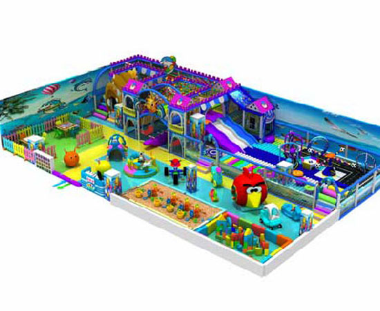 Indoor Playground Equipment For Sale Indonesia